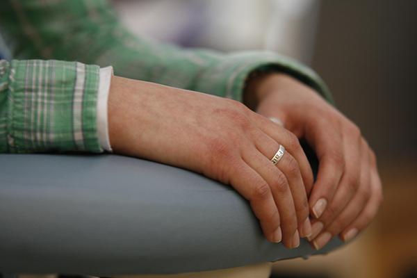Relaxing Hands